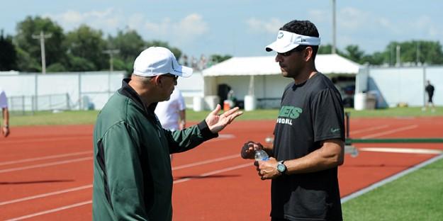 JC NY Jets Training Camp SUNY Cortland