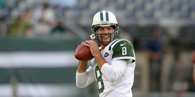 NY Jets vs Eagles in final Preseason game of the 2013 season
