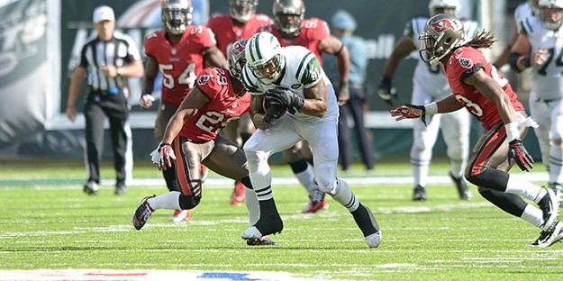 NY Jets vs Tampa Bay Buccaneers game 1 of the 2013 season