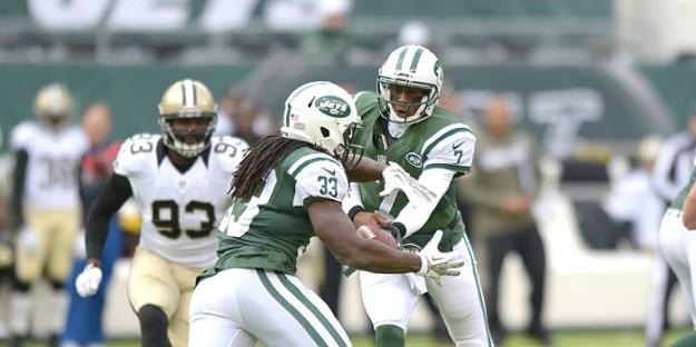 NY Jets vs New Orleans Saints